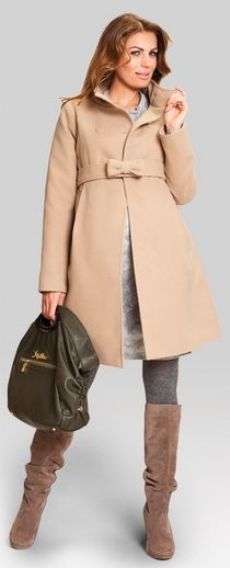 toffee coffee coat