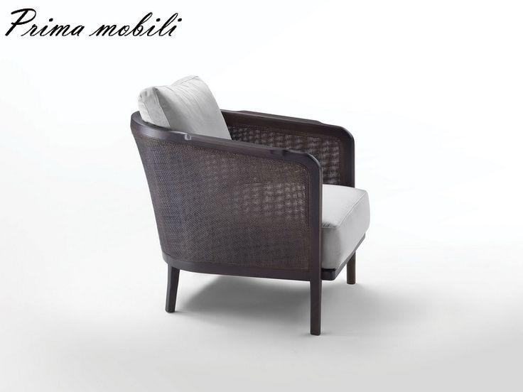 Итальянское кресло Mondo Flexform купить в Москве в Prima mobili