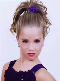 MacKenzie Ziegler, age 8.  MacKeznie faked a foot injury this year.  MacKenzie has made a lot of mistakes this year, whether it's dancing or her personality, but it all leads back to one thing; she isn't ready to be on this team.  MacKenzie, we'd all love to see you in a few years.  She won't do well this season, because she isn't ready, she hasn't been dancing, and most of all; she is on Abby's bad side.  Good luck Kenzie, you'll need it.