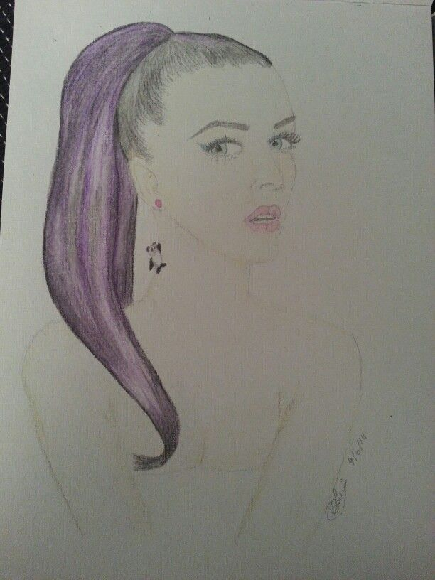 Katy Perry sketch
