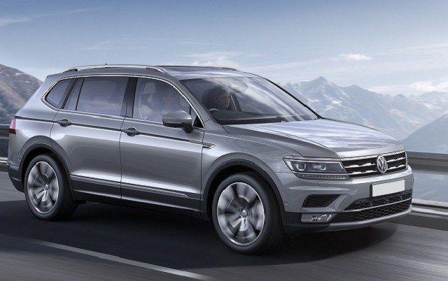 2019 Volkswagen Tiguan Car Gallery Suv Models Volkswagen Best New Cars