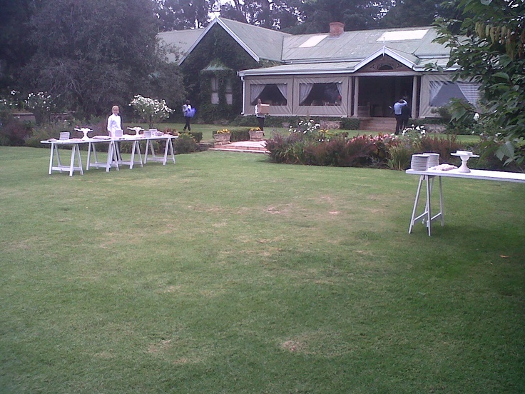 Hartford House, near Mooi River, Kwazulu-Natal, South Africa