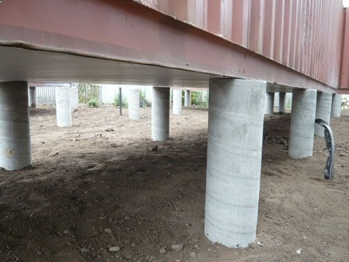 Container House - Ecosa Estudio de Diseño - Flagstaff, Arizona - Casa realizada con 6 contenedores marinos de carga. Esta casa está const... - Who Else Wants Simple Step-By-Step Plans To Design And Build A Container Home From Scratch?