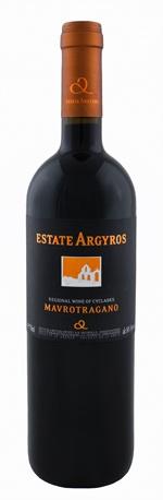 Mavrotragano Argyros