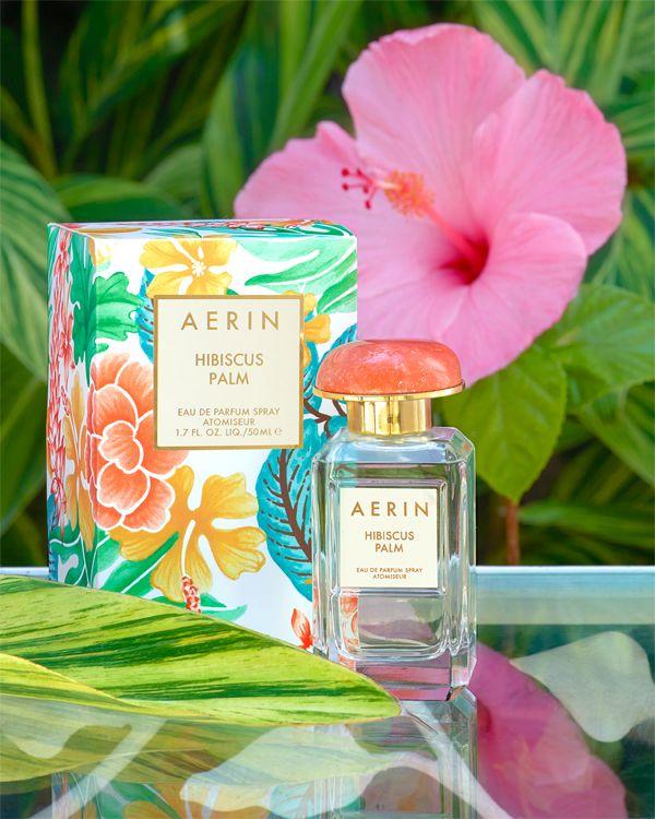 Brilhos da Moda: Chegou o novo Aerin Hibiscus Palm
