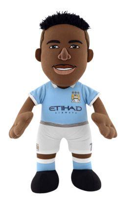 Poupluche Raheem Sterling 25 cm - Manchester City FC - Saison 2015/16 - 24,90 €