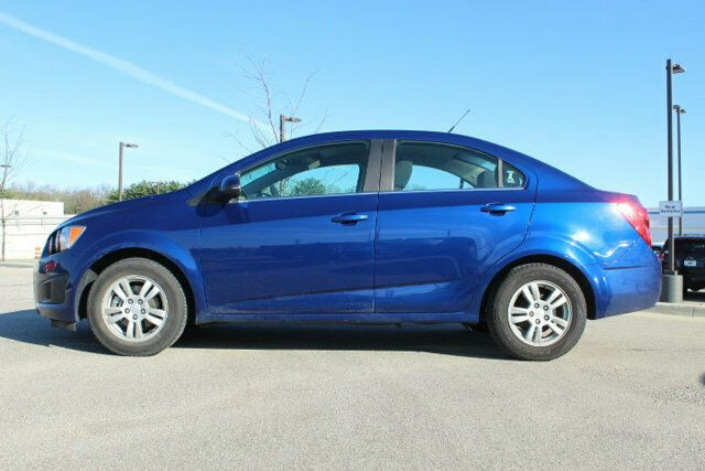 Ebay Advertisement 2014 Chevrolet Sonic 4dr Sedan Automatic Lt