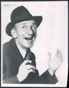 old movie stars photos | Vintage-Movie-Star-Comedian-Jimmy-Durante-Big-Nose-Portrait-News-Press ...