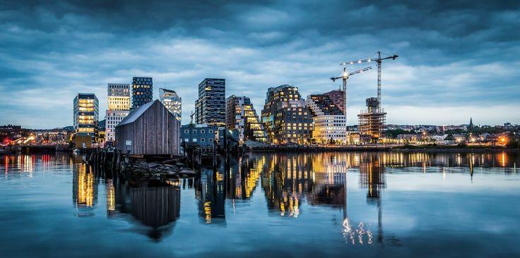 Oslo+Barcode+by+Peter++Foldiak+on+500px