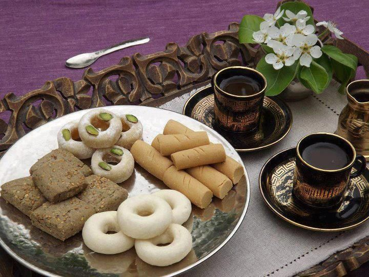 Cofe and Sweets