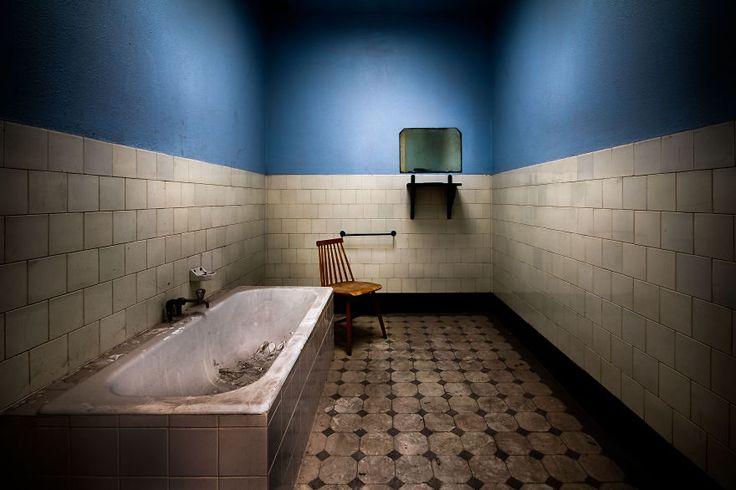 Former bath house in Belgium - Martijn Fabrie