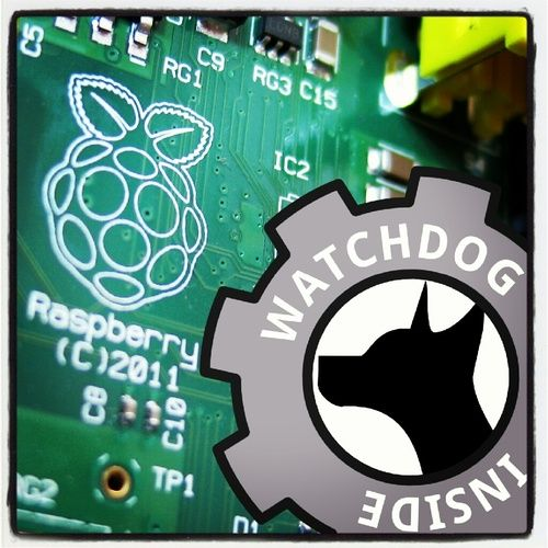 Good discussion on the watchdog module for RaspberryPi
