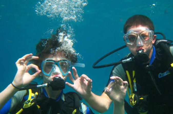 Scuba Diving in Ibiza: Certified or Beginner Course Where better than Ibiza to learn how to scuba dive? With inviting coastal areas, the island is perfect for diving, and these 1-, 2-, 3- or 5-day scuba experiences make it easy. Get a taster on a 1-day SS