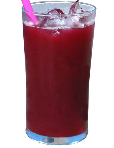 Suco de beterraba com cenoura.  -  Ingredientes:   - ½ beterraba - 1 pepino - 1 cenoura - 1 copo de água   Modo de preparo  Bata o ingredientes no liquidificador e depois de coar, consuma imediatamente.