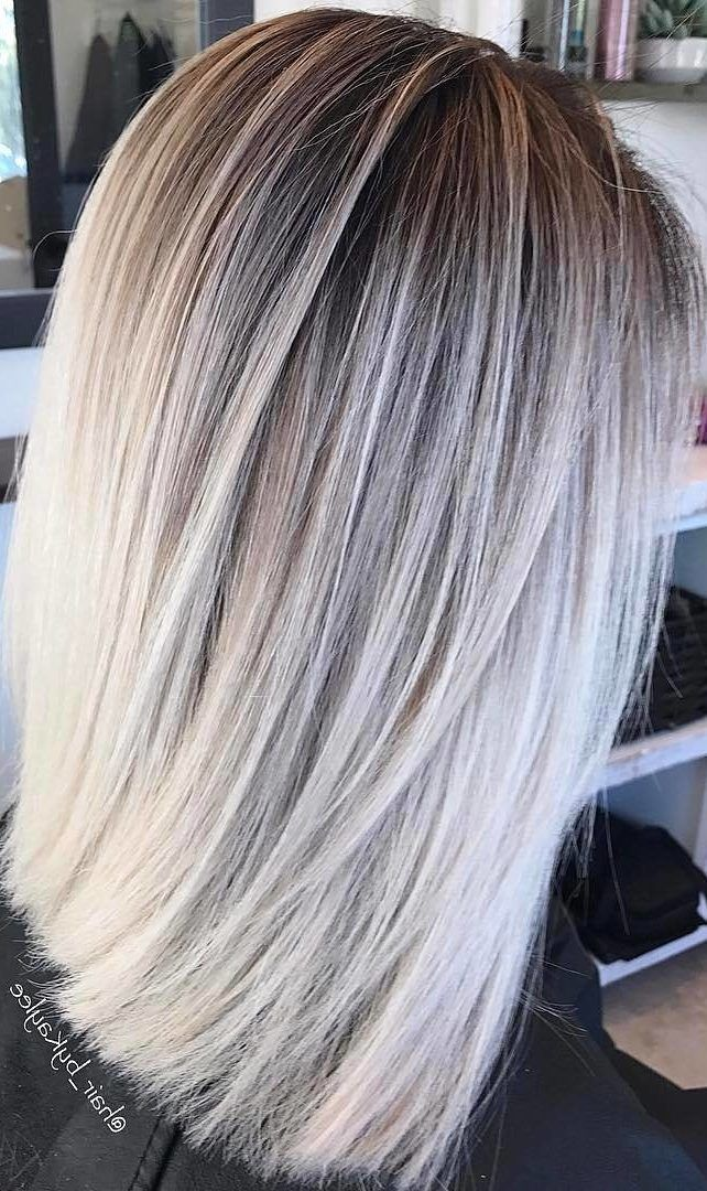 50 Gorgeous Balayage Hair Color Ideas For Blonde Short Straight Hair Straight Short Ideas Gorgeous Color Hair Color Balayage Balayage Hair Short Straight Hair
