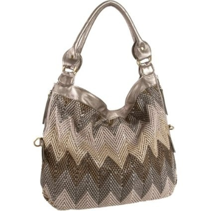 BIG BUDDHA Courtny Hobo,Grey