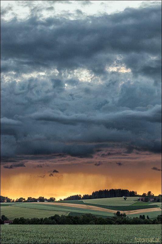 Strange Sky in upper Austria