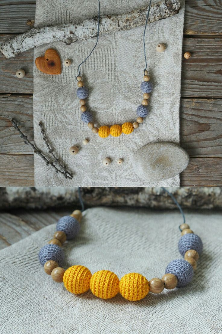 Слингобусы, мамабусы, эко-бусы. Nursing necklace