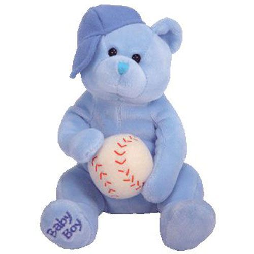 Boy Toddler Toys : Baby boy toys ty beanie the bear