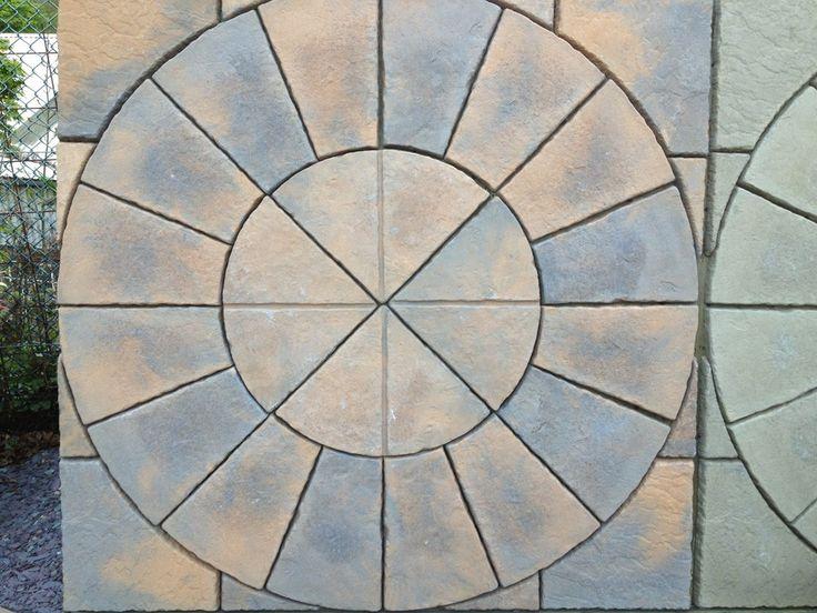 paving circle kit - Google Search