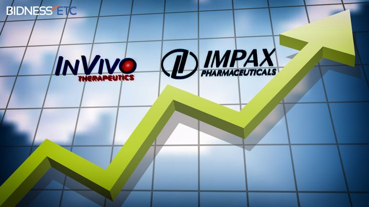 Bidness Etc takes a look at the reasons behind the movements in Invivo Therapeutics Holdings Corp (NASDAQ:NVIV) and Impax Laboratories Inc. (NASDAQ:IPXL) stocks.