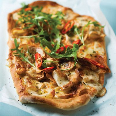 Taste Mag | Potato pizza @