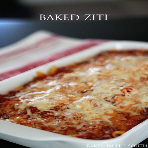 Pioneer Woman S Baked Ziti Directions Bowl Mix Together