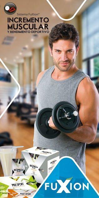Incremento Muscular y rendimiento deportivo