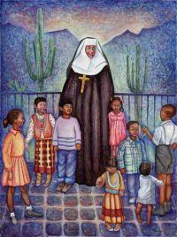 Optional Memorial of St. Katharine Drexel, virgin (USA) - March 03, 2014 - Liturgical Calendar - Catholic Culture
