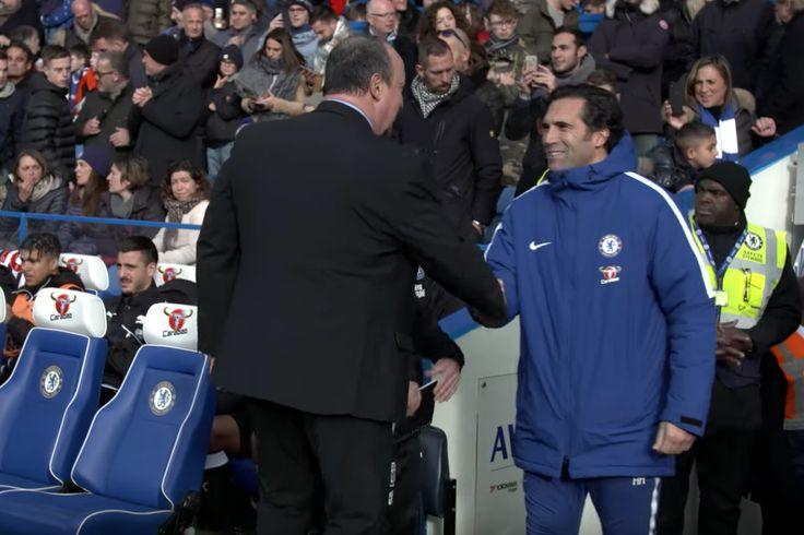 Chelsea 3-1 Newcastle United, Premier League: Tunnel cam