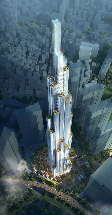 Vincom Landmark 81, by Atkins, starts building Vietnam's tallest skyscraper in Ho Chi Minh City