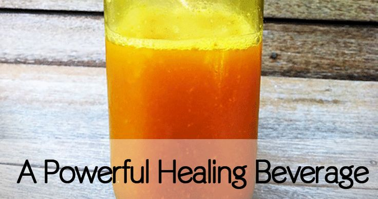 A Recipe for Turmeric Juice: A Powerful Healing Beverage - Healthy Holistic Living