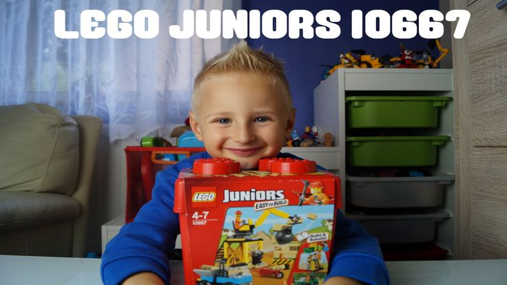 Lego Juniors Construction Bucket 10667