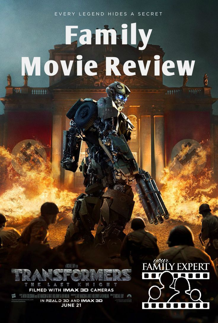 With part 5, is this franchise out of gas? Read our review: http://yourfamilyexpert.com/tranformers-last-knight-family-movie-review/
