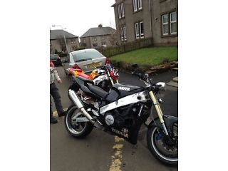 Yamaha FZR exup 1000. Streetfighter - http://motorcyclesforsalex.com/yamaha-fzr-exup-1000-streetfighter/