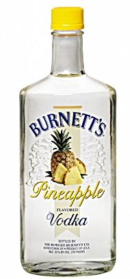 Burnetts Vodka...Pineapple | Hampton Roads Happy Hour