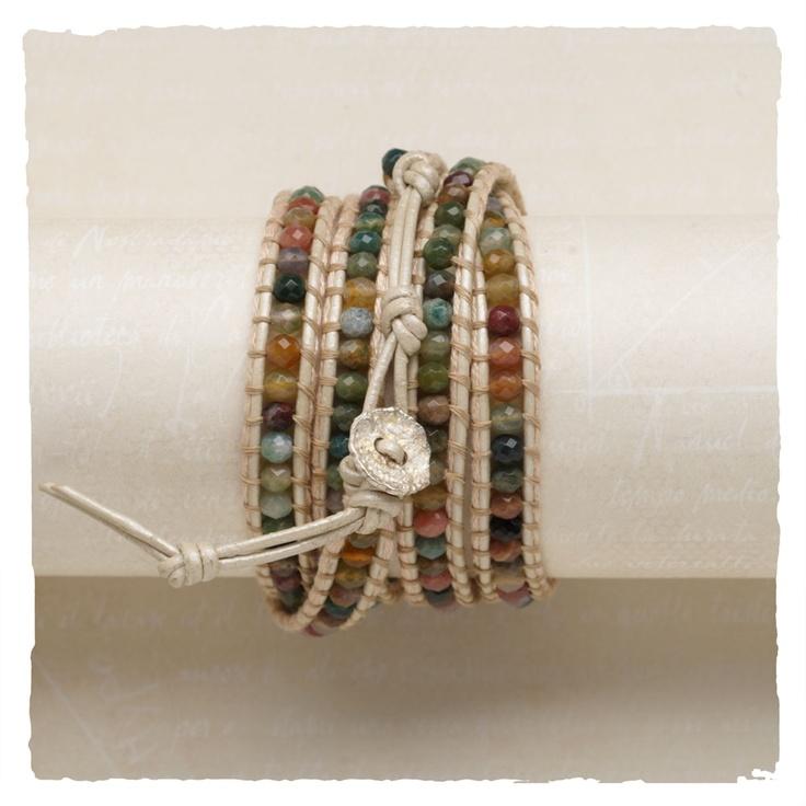 Wrap bracelet- Arhaus jewels