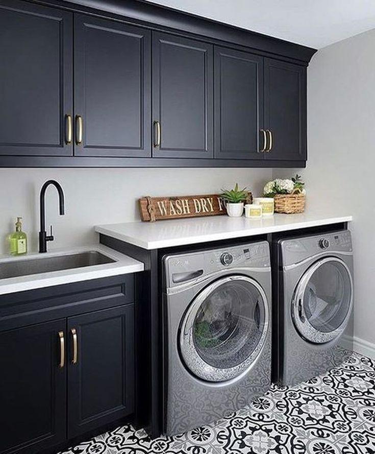 26 ideas de diseño para la lavandería que te harán querer lavar la ropa godiygo.com / ….