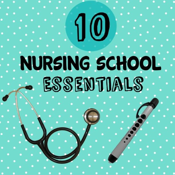 Congratulations! You've been accepted into nursing school! Now what? Let's start with the essentials. The Nursing School Chronicles
