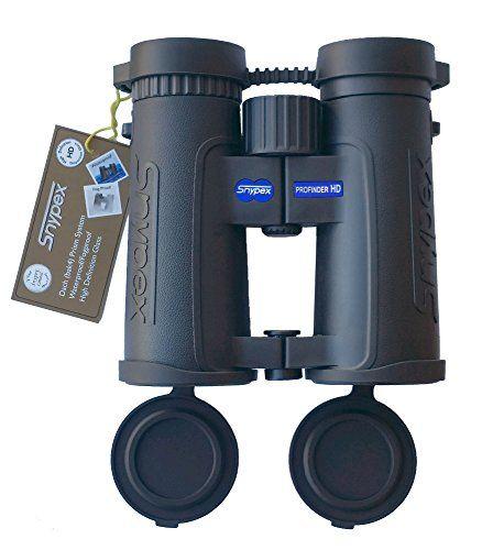 Snypex Profinder HD 8 x 32 Sport Optic Binocular For Hiking, Biking , Camping, Travel, Safari