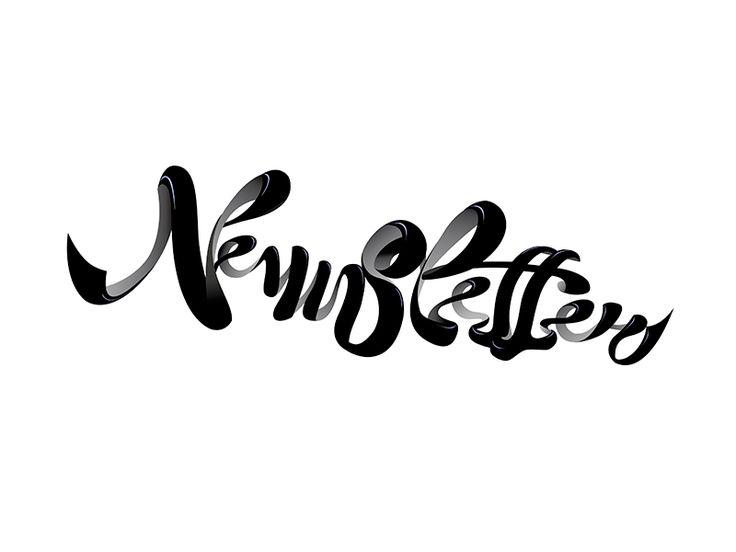 Newslettering by Víctor Cárdenas