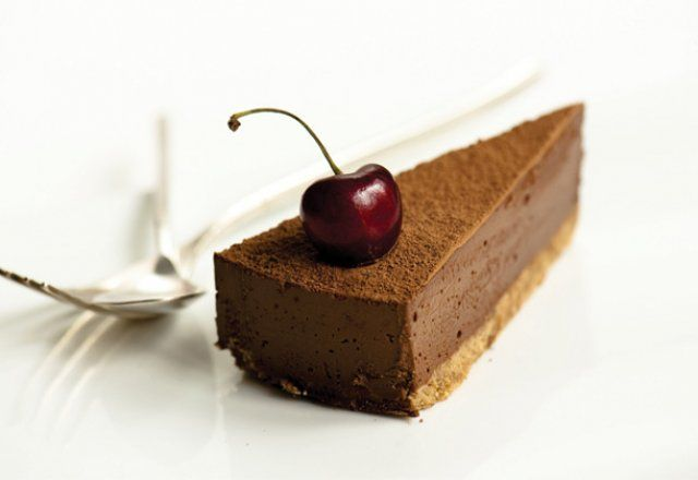 Chocolate tofu cheesecake recipe - Healthy desserts | Australian Natural Health Magazine