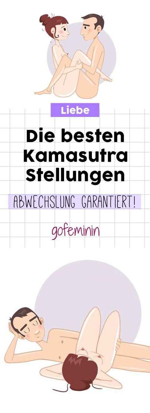 Die 100 besten Kamasutra-Stellungen