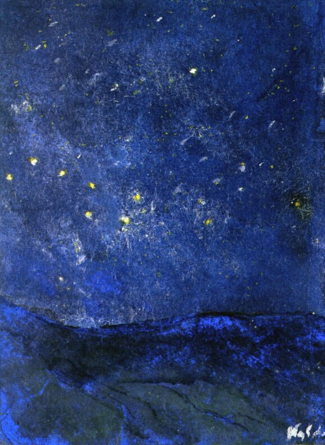 By Emil Nolde http://wasbella102.tumblr.com/post/89149001889/by-emil-nolde