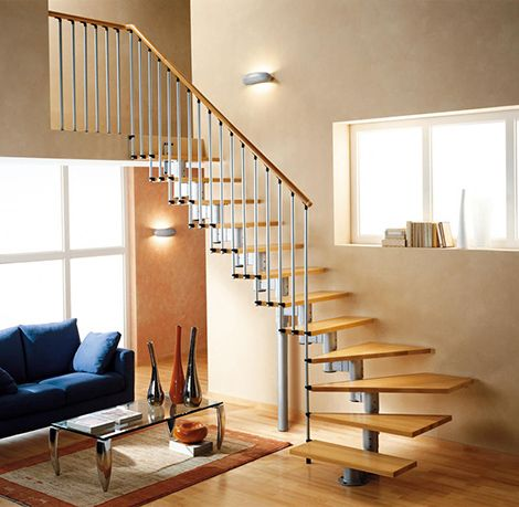 55 Best Space Saving Staircases Images On Pinterest Stairs