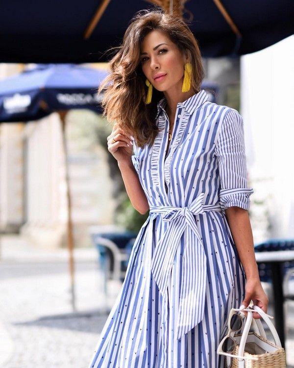 5a6f30a5412 Весенние платья 2019-2020 года  лучшие платья на весну