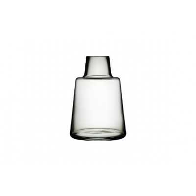 Holmegaard Flora Vase, Small, Smoke
