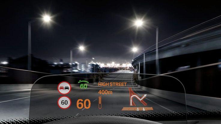 MINI 3 PORTES PIONNIÈRE URBAINE.   Restez concentré sur la route grâce à l'affichage Tête Haute MINI. Un panneau transparent s'élève devant le pare-brise et projette les données de conduite juste sous vos yeux. La vérification d'informations telles que la vitesse ou la navigation n'a jamais été aussi facile.  MINI Store Pays de Loire Automobiles - Nantes