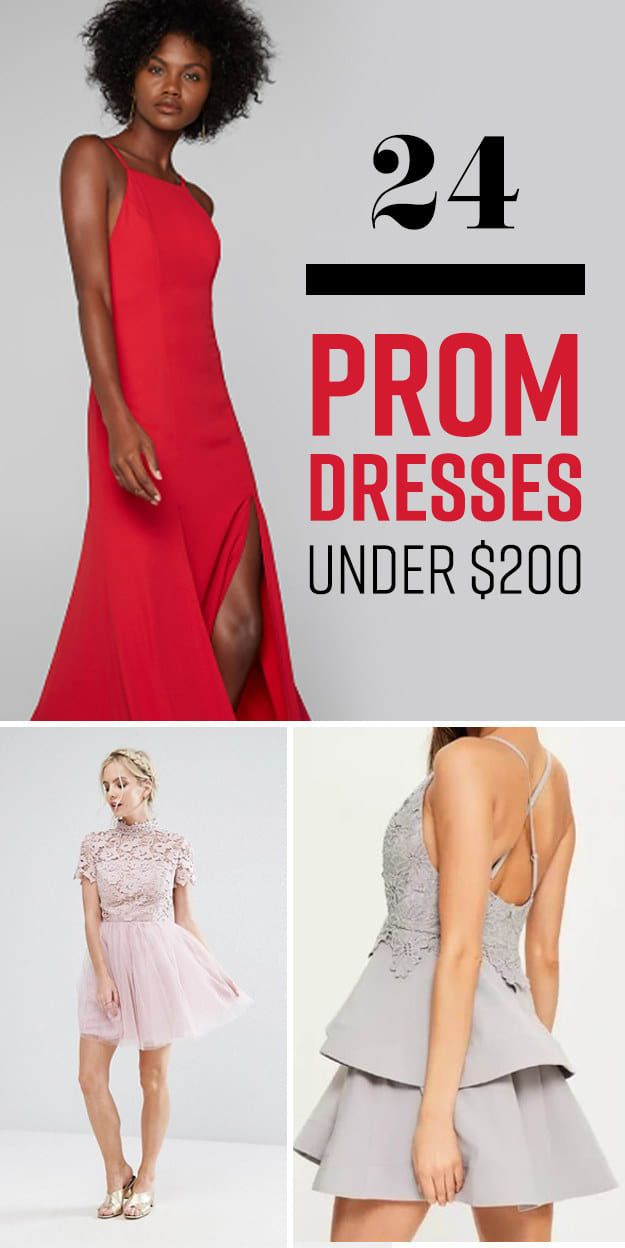 24 Incredibly Gorgeous And Inexpensive Prom Dresses