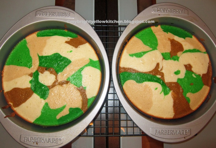 24 best images about camouflage cake ideas on pinterest for Camo kitchen ideas